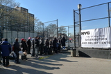 Hurricane Sandy's Impact Felt at Red Hook Ballot Box