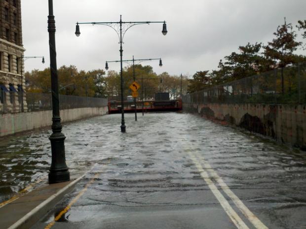 Much Of Harlem Dodges Wrath Of Hurricane Sandy Harlem