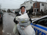 Staten Island Residents Brace Themselves for Nor'easter