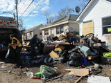Sanitation to Reduce Garbage Pickups to Concentrate on Storm Cleanup