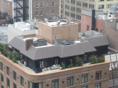 Robert De Niro's TriBeCa Penthouse Still Too Big ...