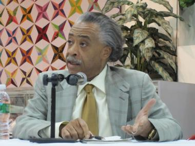 Al Sharpton tweeted Tuesday that he wouldn't be appearing on Dancing with the Stars anytime soon.