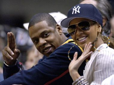 Jay-Z and Beyonce topped Forbes' list of highest earning couples.