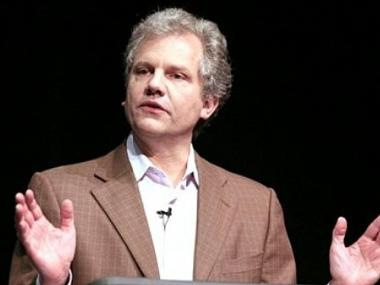 New York Times publisher Arthur Sulzberger Jr. announced a pay wall for access to the Times' online content.