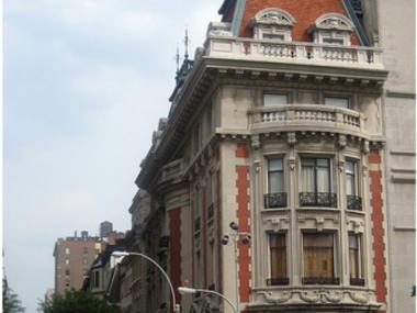 The landmarked Duke-Semans mansion on Fifth Avenue at East 82nd Street sold for $40 million.