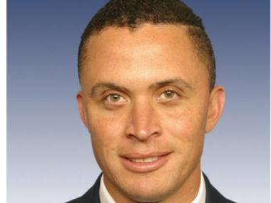Harold Ford, Jr., former Congressman from Tennessee, now eyeing a run for the NY Senate.