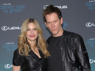Actress Kyra Sedgwick, here with husband Kevin Bacon, is a graduate of The Brearley School. The school recently purchased three residential buildings in the Upper East Side to use as teaching space.