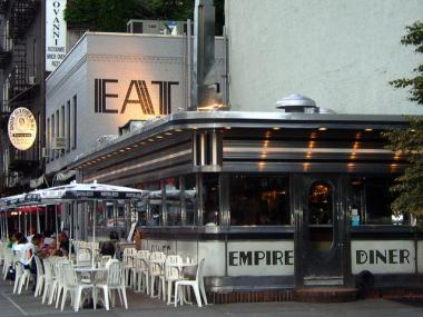 A new eatery may be opening soon in the old Empire Diner space.