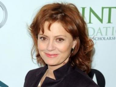 Table tennis enthusiast Susan Sarandon is rumored to attend Saturday's unveiling of a new ping-pong table in Tompkins Square Park.