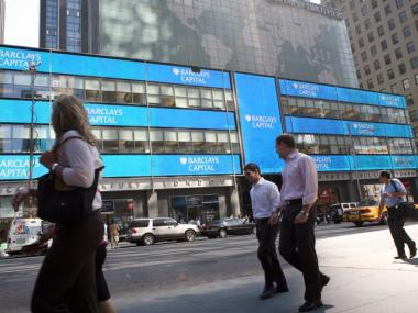 International banking giant Barclay's will have to forfeit $298 million to the U.S.