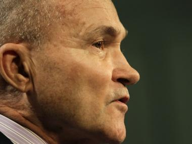 New York City Police Commissioner Ray Kelly, seen here at a promotion ceremony, announced Wednesday that a new panel will look into crime statistics reporting.