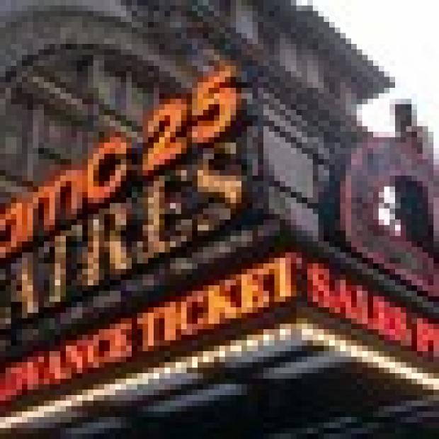 Bedbugs Close Times Square Movie Theater Midtown Theater District New York