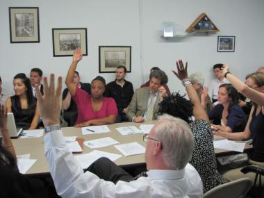 Community Board 1's Financial District Committee unanimously supported the project Wednesday night.