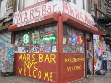 Mars Bar in the East Village will likely close in the coming months due to a construction project.