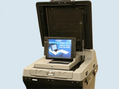 Voters can test drive New York's new voting machines at a public demonstration Monday night on the Upper West Side.