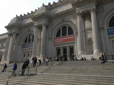 The Metropolitan Museum of Art is one of a handful of Manhattan's museums that have launched new online ventures in the new year.