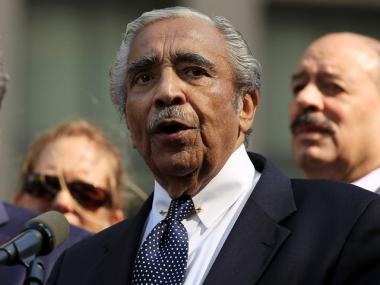 Republicans on the House Ethics Committee on Tuesday called for Rep. Charlie Rangel's ethics hearings to take place before Election Day.