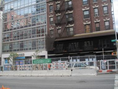 As businesses have closed down and retailers feel the effects of Second Avenue subway construction, retail rents have begun to drop, said Adrienne Shea with Winnick Realty.