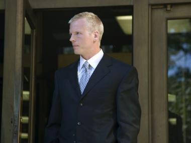 Chris Simms will go to trial on May 2nd to face charges he drove while under the influence of marijuana.