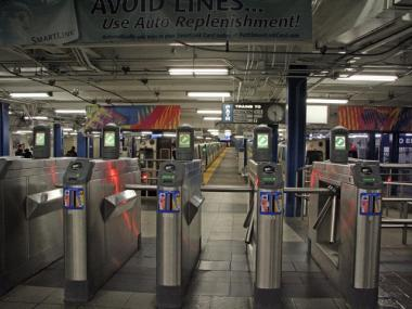 Path train service returned to normal  Friday morning after service disruptions during the early commute.