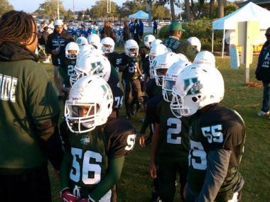 Let's Go Jets! Harlem's Gang Green in Playoff Battle