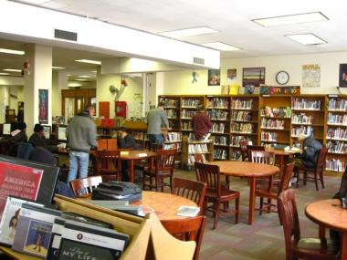 Staff at the Bloomingdale Library say they need police help to control unruly tweens who harass library employees.