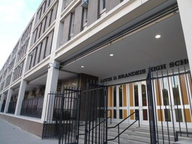 Some Upper West Side parents are worried about a plan to move a charter school into the Brandeis High School building on West 84th Street.