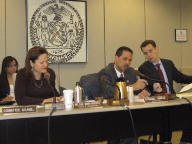 City Council members listened Jan. 26 as city officials discussed a new plan to bring wireless internet to 32 new parks.