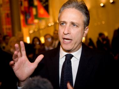 Jon Stewart is slated to join the board of the National September 11 Memorial & Museum Thursday afternoon.