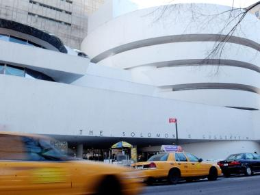 The Guggenheim Museum had its first live streaming Works & Process performing arts event on Sunday.