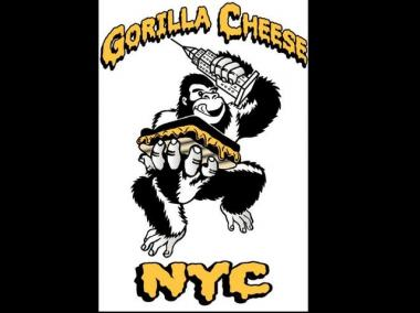 Gorilla Cheese NYC is set to launch in April.