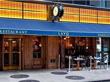 Lavo wants to add new tables as well as waiting space.