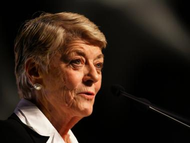 Geraldine Ferraro passed away on March 26 at the age of 75.