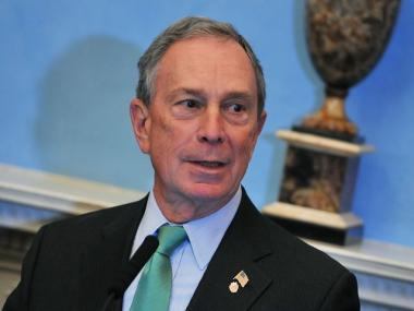 Mayor Michael Bloomberg's approval rating has fallen citywide.