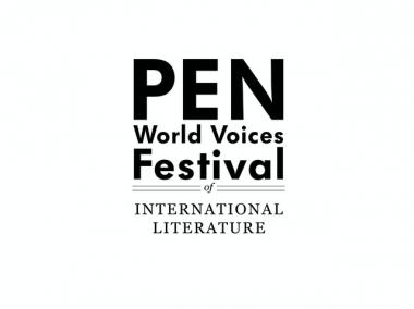 The PEN World Festival of International Literature runs from April 25 through May 1 at various locations throughout Manhattan.