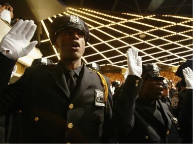 The Bloomberg administration said the city would delay hiring 540 NYPD cadets until July, the start of the new fiscal year.