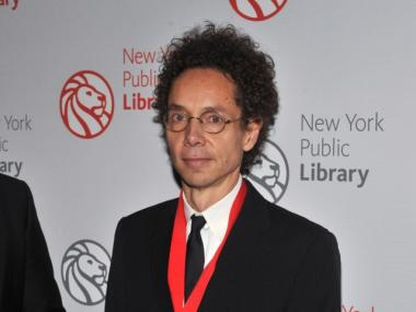 Malcolm Gladwell attends the 2010 Library Lions Benefit at The New York Public Library on November 1, 2010 in New York City.