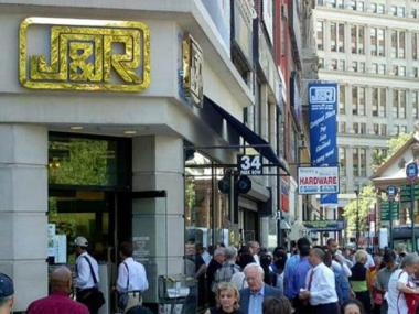 J&R is celebrating its 40th anniversary in lower Manhattan.