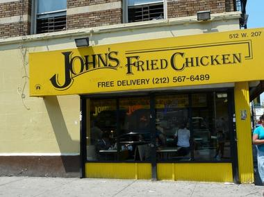 John's Fried Chicken has been closed three times before this last health department closure.