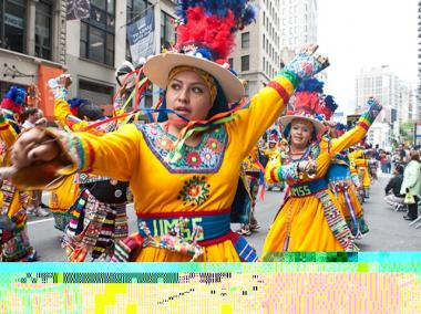 This year's Dance Parade & Festival attracted record numbers of dance groups from all over the world.