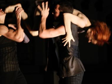 Kate Weare Company begins performances tomorrow night at Joyce Theater's Gotham Dance Festival.