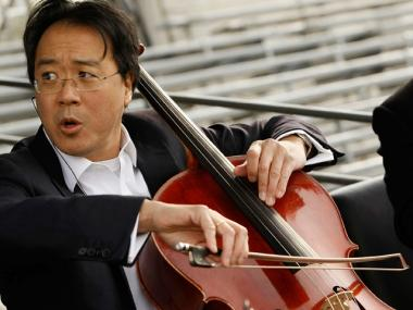 Yo Yo Ma is kicking off the 2011 SummerStage series with a show in Central Park on June 7.
