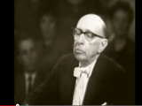 Mostly Mozart Festival Includes Music of Igor Stravinsky