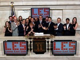 LES BID Rings in Stock Market Success with Opening Bell Ceremony