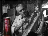 Antiques Dealer Featured in Energy Drink Commercial