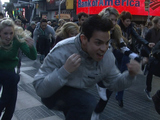 'West Side Story' Flash Mob Takes Over Times Square
