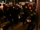 Police in Riot Gear Clear Occupy Wall Street Protesters From Zuccotti Park