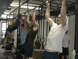 Crossfit Gyms Ditch Machines for Human Feats of Strength