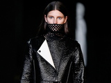 Black Leather, All White and 1920s Glam Were Top Trends at Fashion Week