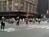 Thousands Hit the Streets for NYC Half-Marathon